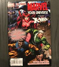 Marvel Your Universe #2 Fn+ 2009