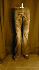 JUST CAVALLI Pantaloni donna women's trousers tg 44 vestibilità tg 42 comoda