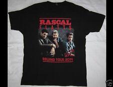 Rascal Flatts Rewind Tour 2014 Size Large Black T-Shirt