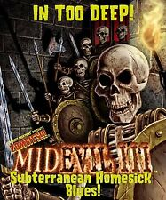 MidEvil Board Game: MidEvil III Expansion: Subterranean Homesick Blues!