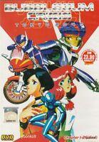 Bubblegum Crisis Tokyo 2040 (TV Series) English Dub _ Anime DVD Region 0 _ Set