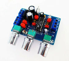 12V Preamplifier XR1075 BBE Sound Surround Effect Amplifier Preamp Board MF