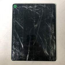 iPad 2 Wi-Fi 16GB  Black  cracked  screen