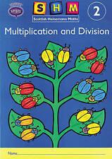Scottish Heinemann Maths year 2, Multiplication and Divison Activity Book(single