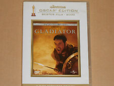 Gladiator - (Russell Crowe...) 2xDVD Extended Oscar Edition