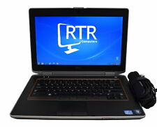 Refurbished Dell Latitude E6420 Laptop i5-2520M 2.5GHz 4GB 320GB Windows 7 Pro