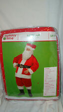 Santa Suit - New in Bag - One Size Fits Most Christmas in Style