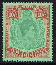 Bermuda 1939 GVI SG119a very fine mint LMM, cv £225