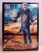 Banpresto One Piece Master Star Piece Trafalgar Law Special Version Statue