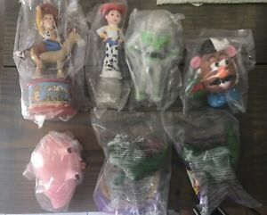 McDonald's Vintage Happy Meal Toy Story 2 Toys Lot