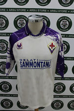 maglia calcio shirt maillot trikot camiseta FIORENTINA MALUSCI MATCH WORN 93/94