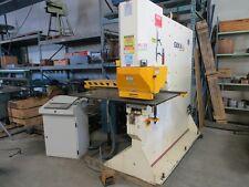Geka Hydraulic Single End Punch w/ CNC X-Y Positioning Table