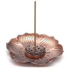 Brass Incense Holder Lotus Stick Incense Burner Cone Incense Holder