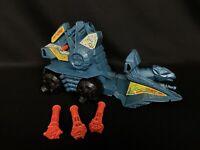 Vintage MOTU Masters of the Universe Battle Ram w/ Missiles Mattel 1980s