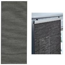 IKEA FÖNSTERVIVA Schiebegardine (60x300cm) grau Gardine Vorhang Flächenvorhang