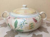 Royal Stafford / Boots Country Cottage Lidded Vegetable Tureen Unused Mint