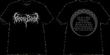 Ghost Bath - Moonlover, T-Shirt NEW // WOODS OF DESOLATION / DEAFHEAVEN / GRIS