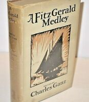 Charles Ganz A Fitzgerald Medley First Edition in D/J 1933