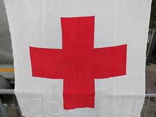 DRK Rotes Kreuz Fahne rot Weiß