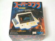 VINTAGE 1981 LSI GAME Super Cobra BY Gakken IN BOX
