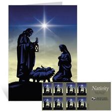 USPS New Nativity Notecards set of 10