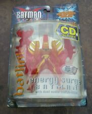 Batman Beyond Deluxe Energy Surge Batman W/CD Action Figure MIP!! MINT!! 1999