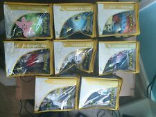 Pokemon 20th Anniversary Tomy Plush Set of 8 New