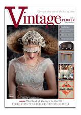 Vintagexplorer - Issue No7- Baroque,Quistgaard,Games,Weird,Quirky,Bakelite