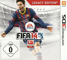 3DS ### FIFA 14 -- Legacy Edition (Nintendo 3DS)