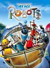 Bande annonce cinéma trailer 35mm 2005 ANIMATION ROBOTS Chris Wedge NEUVE LONGUE