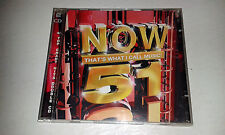 Now That's What I Call Music! 51  2CD INC X-PRESS CHEMICAL BROS, JA RULE, SUM41