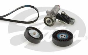 GATES Kit de courroies d'accessoire pour ALFA ROMEO 166 K106PK1740 - Mister Auto