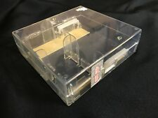 "Official Nintendo Game Boy ""Play It Loud"" System Plastic Case Box Storage"