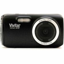 OPEN BOX Vivitar 16.1MP Digital Camera with 3-Inch TFT VS137-BLK Free S/H