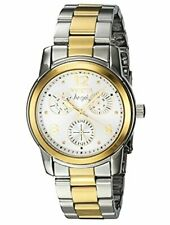 Invicta Womens Angel Quartz Watch W/ Stainless-Steel Strap, Two Tone, 20 (Model