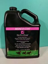Miracle Coat No Fly Zone for Horses 1 Gal. by MiracleCorp