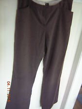 Junior Size 11 Grey Dress Pants Slacks by Bobby J - EUC