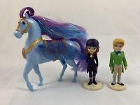 Disney Princess Sofia First Doll James Figure Royal Carriage Pegasus Blue Horse