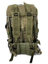 Alice Pack With Frame, Lc-1, Woodland Camo. Used With Normal Wear & Tear