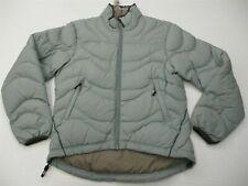 REI Puffer Jacket Women's Size XS Down Insulated Ski Snow Hiking Zip-Up Gray
