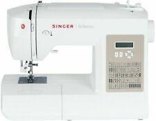 SINGER Nähmaschine Brilliance 6180 Näh Maschine 80 Nähprogramme LCD Display