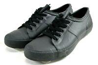 Hunter Waterproof Low Top Sneaker $125 Women's Rain Shoes Size US 8 UK 6 Black