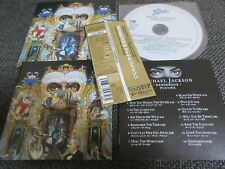 MICHAEL JACKSON / dangerous / JJAPAN LTD mini LP CD OBI