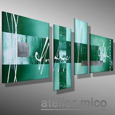 MICO ORIGINAL handgemaltes Wandbild moderne Kunst Malerei unikat Acrylbild groß
