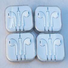 Genuine Apple Headphones Earpods With Mic for iPhone 5 5s 6 6s ipad Original