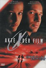 AKTE X - DER FILM - Special Edition - DVD ( in deutsch , englisch & spanisch )