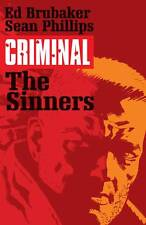 CRIMINAL VOL 5 THE SINNERS ED BRUBAKER