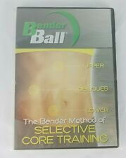 Leslie Bender Ball Selective Core Training Dvd New In Package Exercise Health )