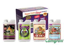 Advanced Nutrients Hobbyist Grow Pack 1L - Voodoo Juice, Big Bud, Overdrive, B52