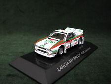 LANCIA  037 RALLY  1984 WRC Sanremo Rally 1:64 CM's Rally Car Collection Japan